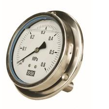 不锈钢压力表Y-100B